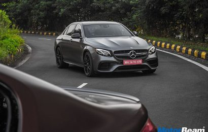 Mercedes-AMG E63S is indeed a very safe saloon
