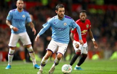 League Cup final in sight for Man City after 3-1 win over United
