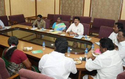 Privileges committee in Puducherry starts proceedings against officials on SEC issue
