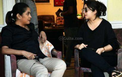 Puri Thinks Ramya Is Better Than Glamour Starlet