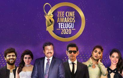 Zee Cine awards Telugu 2020: List of winners