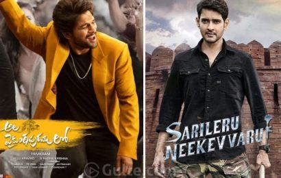 US Weekend BO : Ala & Sarileru Beat Bollywood Biggies