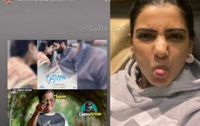 Sai Pallavi Holds Chay's Shirt- Samantha Asks To Remove