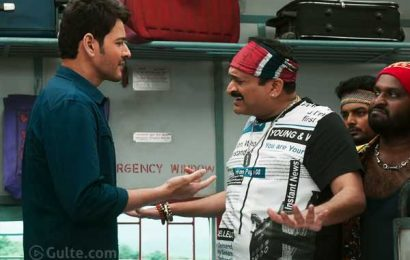 Mahesh Decided To Chop Out Blade Ganesh Episode?