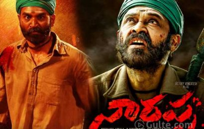 #Naarappa: Tamil and Telugu fans troll each other