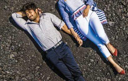 Pic Talk: Vijay with Catherine At Coal Mines