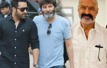 Big Gossip: Balayya To Play Jr NTR's Father In Trivikram's Movie