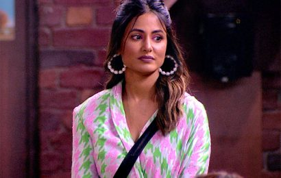 Bigg Boss 13: Shefali-Sidharth's bathroom romance