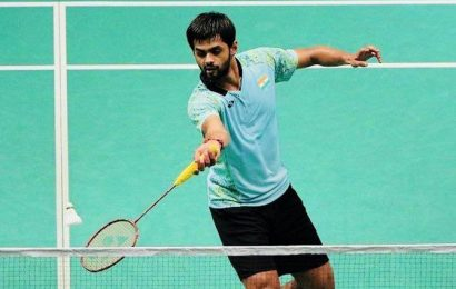 Sai Praneeth crashes out of Malaysia Masters