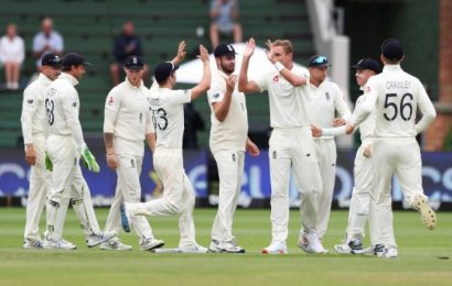 PHOTOS: South Africa vs England, 3rd Test