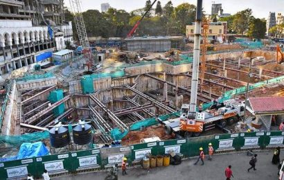 Tunnelling work for metroto start in February