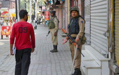 Rs 18,000 crore: Kashmir business losses since August 5