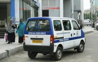 Nearly, 68,000 commuters used Chennai Metro's share car and share auto services in December
