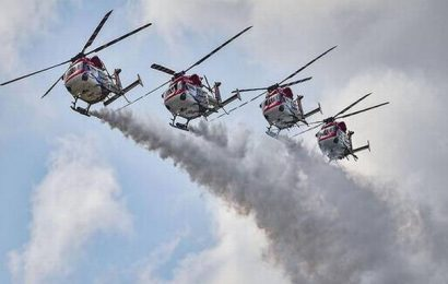 Singapore air show: IAF aerobatic team Sarang cannot take part due to delay in Ministry approval