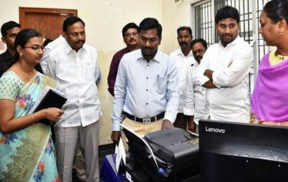 Anantapur Secretariats top State in service requests on first day