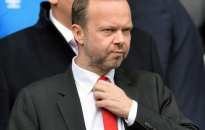 Manchester United chief Woodward's house attacked with flares