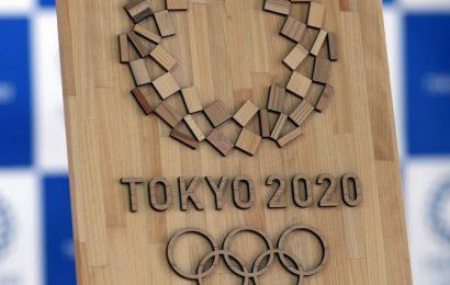 PIX: Tokyo 2020 unveils sustainable athletes village plaza