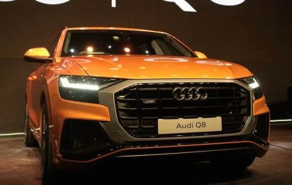 Audi launches crossover SUV Q8 in India, price starting from Rs 1.33 cr