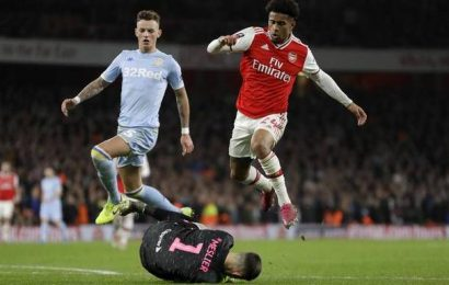 FA Cup: Arsenal beats Leeds 1-0 to reach fourth round