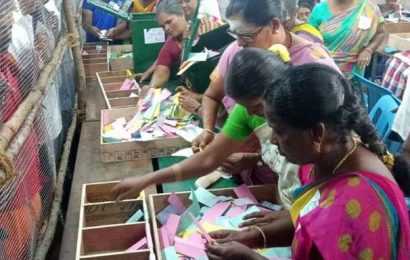 Counting begins for Tamil Nadu rural local body polls