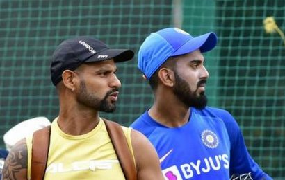 Ind vs SL | Pressure mounts on Dhawan as battle with Rahul for opener's slot heats up