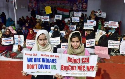 From Shaheen Bagh to Shanti Bagh, anti-CAA stir spreads