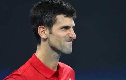 Djokovic concerned about smoke at Australian Open as bushfires continue to blaze