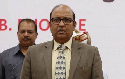 Lokpal member Dilip B Bhosale resigns citing 'personal reasons'