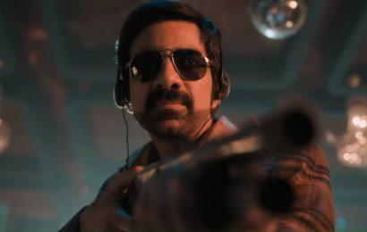 Disco Raja new teaser: Ravi Teja is back in action