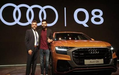 Audi Q8 unveiled at ₹1.33 crore onwards