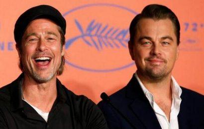 Brad Pitt, Leonardo DiCaprio and Scarlett Johansson among 2020 Golden Globes presenters