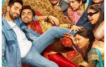 Shubh Mangal Zyada Saavdhan: Ayushmann Khurrana-Jitendra Kumar to groove on the remix of Yaar Bina Chain Kahan Re   Bollywood Life