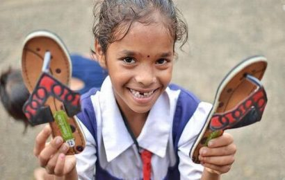 Greensole that re-purposes discarded footwear visits Coimbatore