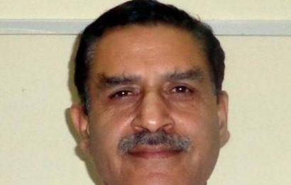 President accepts Allahabad University Vice-Chancellor's resignation