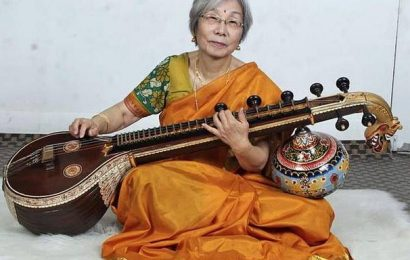 Japanese veena player enthrals music lovers