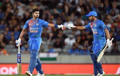 Live   New Zealand vs India 2nd T20I scorecard