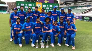 Jurel, Ankolekar help India win Quadrangular U-19 Series in South Africa