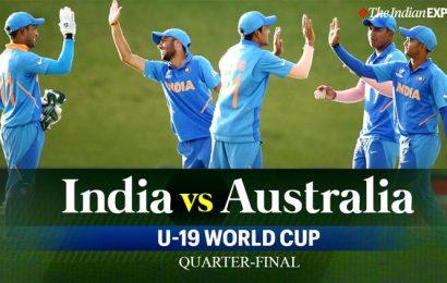 India U19 vs Australia U19 Live Score, World Cup 2020 LIVE Updates: Australia win toss, opt to field
