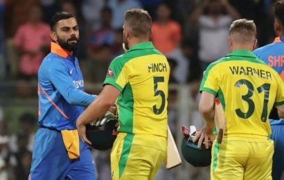 Records tumble as India taste biggest ODI loss to Australia