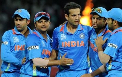 Swing-song: Irfan Pathan, architect of 2007 World T20 win, bows out
