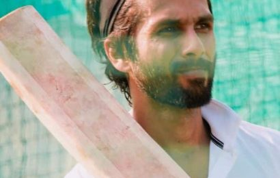 Jersey: Shahid Kapoor gets injured on the sets; suffers a severe lip injury — read details   Bollywood Life
