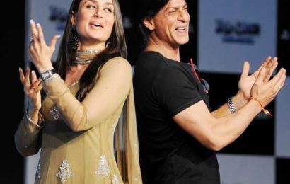 फिर से Shah Rukh Khan करेंगे Kareena Kapoor संग स्क्रीन शेयर, 2020 में होगी किंग खान की धमाकेदार वापसी