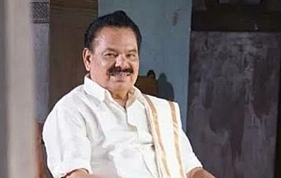 Former Karnataka minister Amarnath Shetty passes away at 80