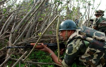 Top Hizbul terrorist killed in encounter with security forces in Jammu and Kashmir