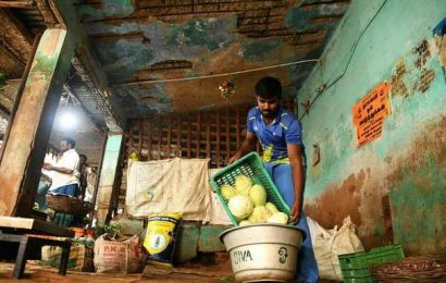 Melur daily market in dire need of revamp