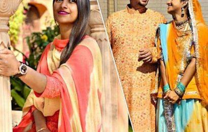 शादी के बाद 'रीवा की राजकुमारी' Mohena Kumari का रानियों की तरह ध्यान रख रहे हैं Suyesh Rawat, ये फोटोज हैं गवाह