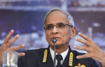 Remove misconceptions, spread positive message on services: Navy chief to veterans