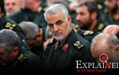 Qassem Soleimani killing: The US accusations against Iran's Quds Force