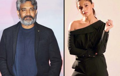 Rajamouli designs a special song for Alia Bhatt in RRR