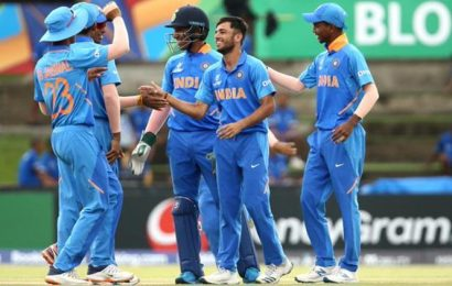 Ravi Bishnoi takes four in India's win as Japan registers second-lowest U19 World Cup total